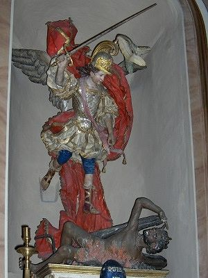 Aartsengel Michaël; St. Michael the Archangel