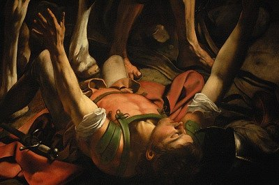 De bekering van Saulus (Caravaggio, Rome); Conversion on the Way to Damascus (Rome)