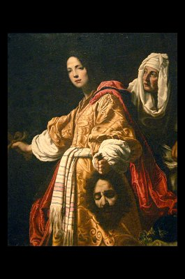 Allori, Judith with the Head of Holofernes; Allori, Judith met het hoofd van Holofernes