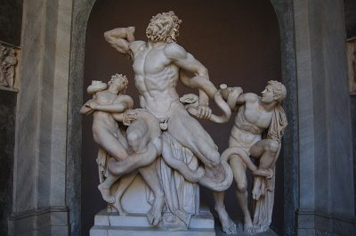Laocoöngroep, Rome; Laocoön Group, Rome