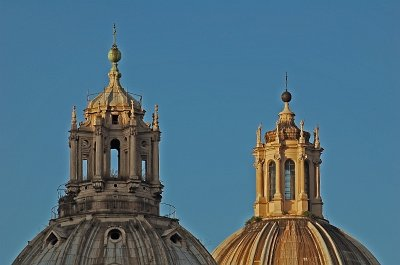 Kerken in Rome; Churches in Rome