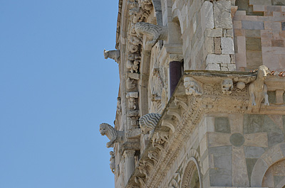 Co-kathedraal van Troia (Apulië, Italië); Co-cathedral of Troia (Puglia, Italy)