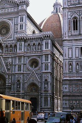 Dom van Florence; Florence Cathedral, Tuscany, Italy