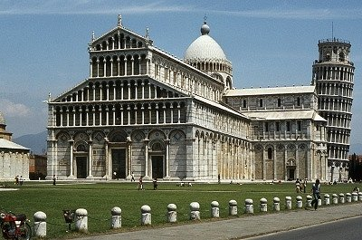 Dom van Pisa (Toscane, Italië); Cathedral of Pisa (Tuscany, Italy)