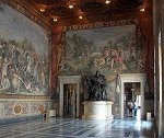 Hal van de Horatii and Curiatii (Rome); Hall of the Horatii and Curiatii