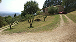 Landhuis in Toscane, Italië; Country house in Tuscany, Italy