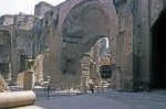 Thermen van Caracalla, Rome, Lazio, Italië; Baths of Caracalla, Rome, Latium, Italy