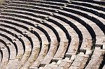 Romeins theater van Fiesole (Toscane, Italië); Roman Theatre of Fiesole (Tuscany, Italy)