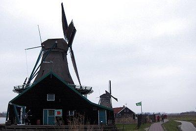 Zaanse Schans; Zaanse Schans, Netherlands