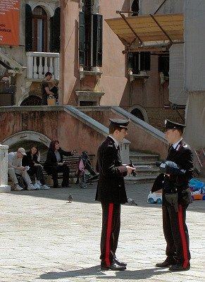 Carabinieri (Venetië, Italië); Carabinieri (Venice, Italy)