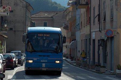 Streekbus in Montoggio; Provincial bus in Montoggio