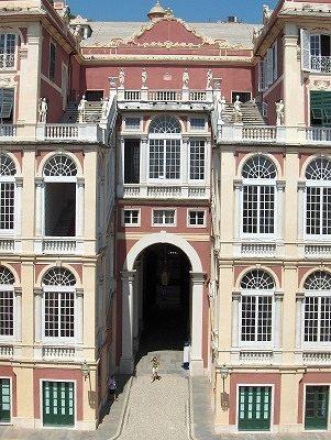 Koninklijk Paleis (Palazzo Reale) Genua; Royal Palace (Palazzo Reale) Genoa