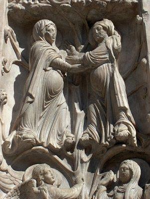 Maria-Visitatie; Visitation