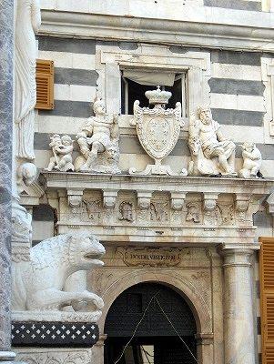 Palazzo di Sinibaldo Fieschi; Palazzo di Sinibaldo Fieschi