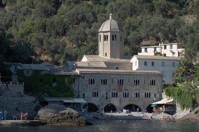 Abdij van San Fruttuoso; San Fruttuoso Abbey