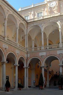 Palazzo Tursi, Genua; Palazzo Tursi, Genoa