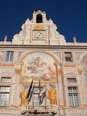 Palazzo San Giorgio (Genova); Palazzo San Giorgio (Genoa)