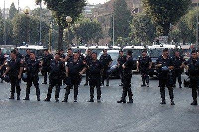 Divisione Unità Mobili Carabinieri (Rome); Divisione Unità Mobili Carabinieri