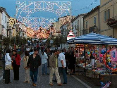 Feest van San Donato; Feast of Patron San Donato