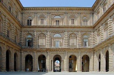 Palazzo Pitti (Florence, Italië); Palazzo Pitti (Florence, Italy)