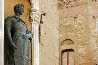 Chiesa di Orsanmichele (Florence, Italië); Chiesa di Orsanmichele (Florence, Italy)