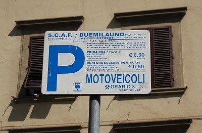 A pagamento (Florence, Italië); A pagamento (Florence, Italy)