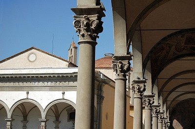 Spedale degli Innocenti (Florence, Italië); Spedale degli Innocenti (Florence, Italy)
