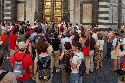 Porta del Paradiso (Florence, Italië); Porta del Paradiso (Florence, Italy)