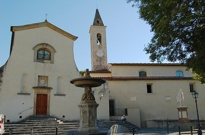 SS. Trinità (Settignano, Italië); SS. Trinità (Settignano, Italy)