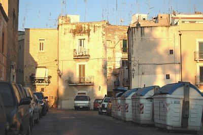Barivecchia (Bari, Apulië, Italië); Barivecchia (Bari, Apulia, Italy)