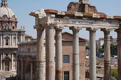 Tempel van Saturnus (Rome, Italië); Temple of Saturn (Rome)