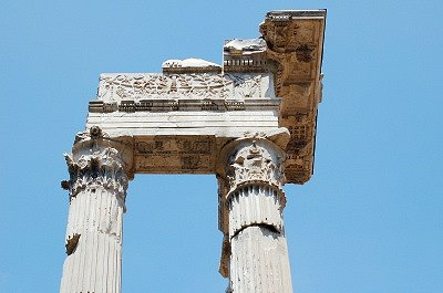 Tempel van Apollo (Rome, Italië); Temple of Apollo (Italy, Latium, Rome)