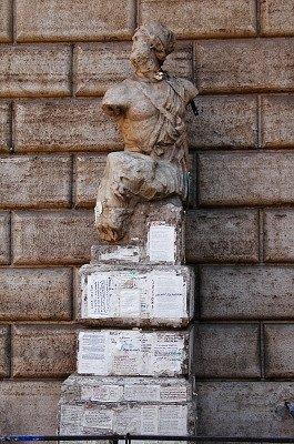 Pasquino (Rome, Italië); Pasquino (Italy, Latium, Rome)