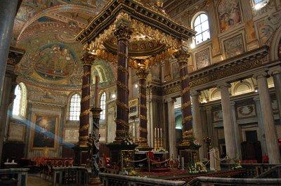 Basiliek van Santa Maria Maggiore; Basilica of Saint Mary Major (Rome, Italy)