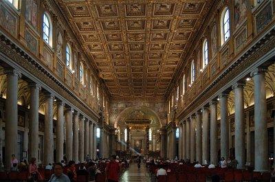 Basiliek van Santa Maria Maggiore (Rome, Italië); Basilica of Saint Mary Major (Rome, Italy)