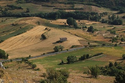 Sirente Velino Regionaal Park (Abruzzen, Italië); Sirente Velino Regional Parc (Abruzzo, Italy)