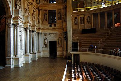 Teatro Olimpico (Olympisch Theater)