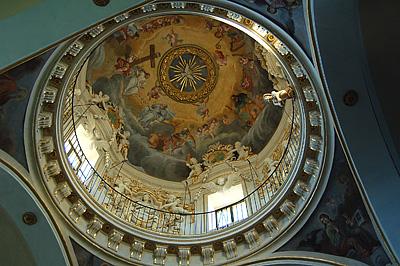 Parochiekerk San Marco, Castel del Monte; Parish church San Marco, Castel del Monte