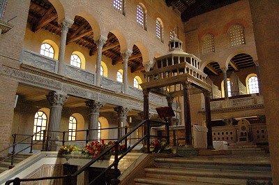 Sint-Laurentius buiten de Muren (Rome); Saint Lawrence outside the Walls (Rome)