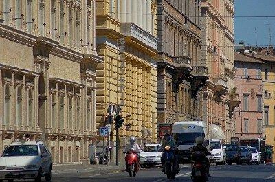 Corso Vittorio Emanuele II (Rome, Italië); Corso Vittorio Emanuele II (Italy, Latium, Rome)