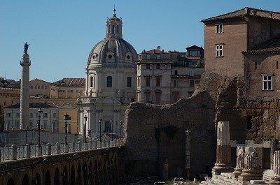 Keizerfora (Rome, Italië); Imperial fora (Italy, Latium, Rome)
