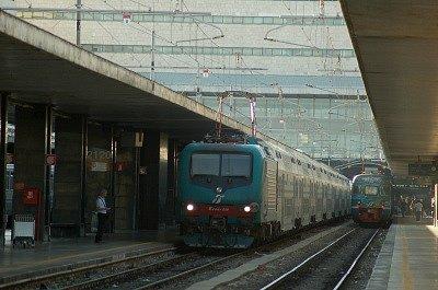 Station Roma Termini (Rome, Italië); Roma Termini railway station (Rome)