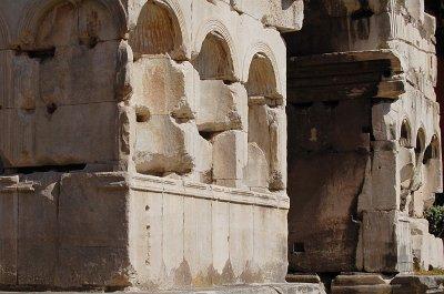 Boog van Janus, Rome, Italië; Arch of Janus (Rome, Italy)