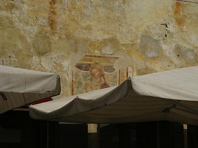 Osteria alla Rocca, Asolo (TV, Veneto, Italië); Asolo (TV, Veneto, Italy)