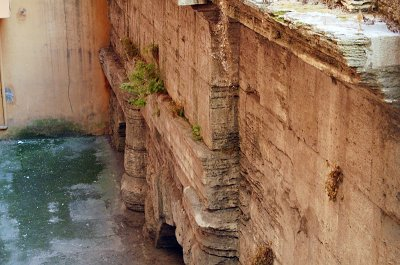 Acqua Vergine, Rome, Italië; Acqua Vergine, Rome, Italy