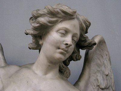 Beschermengel, Napels (Campanië); Guardian angel, Naples (Campania, Italy)