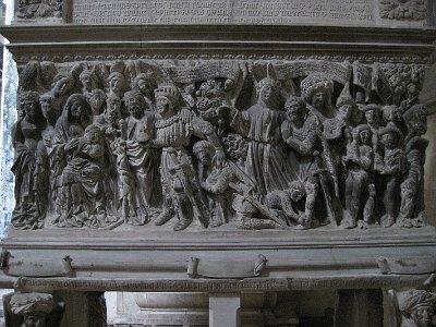 San Lorenzo Maggiore, Napels (Campanië); San Lorenzo Maggiore, Naples (Campania, Italy)