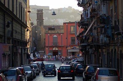 Piazza Mercato, Napels (Campanië); Piazza Mercato, Naples (Campania, Italy)