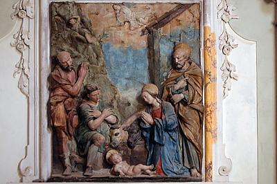 Badia di San Bartolomeo,Anghiari (Toscane, Italia); Saint Bartholomew, Anghiari (Tuscany, Italy)