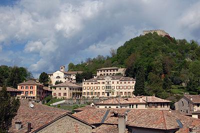 Asolo, Villa Pasini TV, Veneto, Italië); Asolo, Villa Pasini (TV, Veneto, Italy)